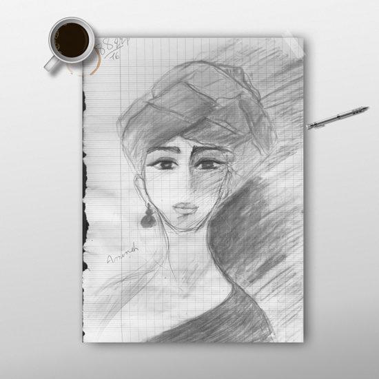 graphiste - croquis